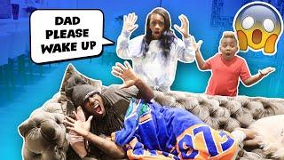 Nightmare Prank On Yaya And Dj *Funny Reaction*