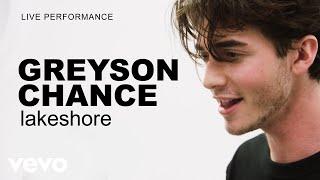 Greyson Chance - 'lakeshore' Live Performance | Vevo