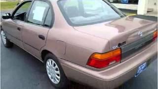 1993 Toyota Corolla Used Cars Cudahy WI