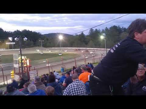 Bear Ridge Speedway Granite State mini Sprints 500 feature 8/24/19