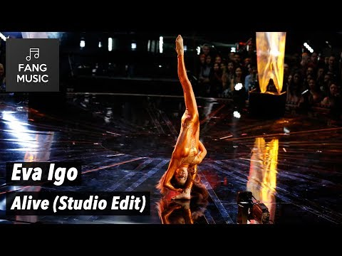 Eva Igo - Alive (Studio Edit - No Audience)