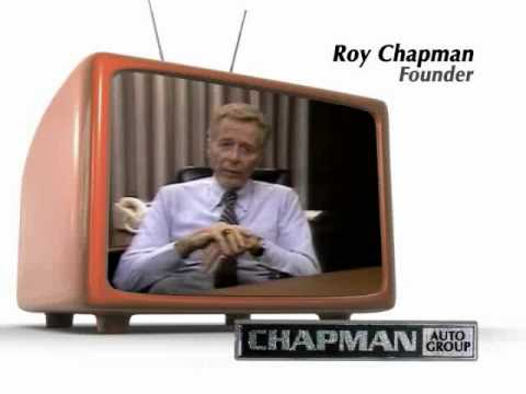Chapman Auto Group - Like No Other - YouTube