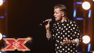 Jordan Rabjohn's leaves Boot Camp with this Souvenir | Boot Camp | The X Factor 2017