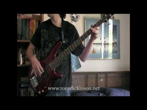 Living Colour - Cult of Personality (Bass Cover)