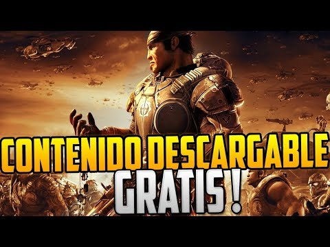DESCARGALO RÁPIDO | MAPAS GEARS OF WAR 2 GRATIS DLC XBOX 360 Y ONE