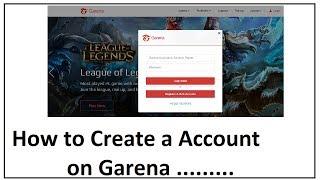 How to create garena acc 2018 videos / InfiniTube