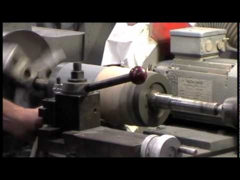 Alrol's Roller Production Process