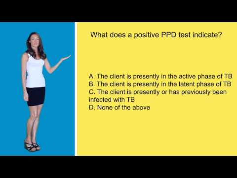 What Does A Positive Ppd Result Mean Youtube