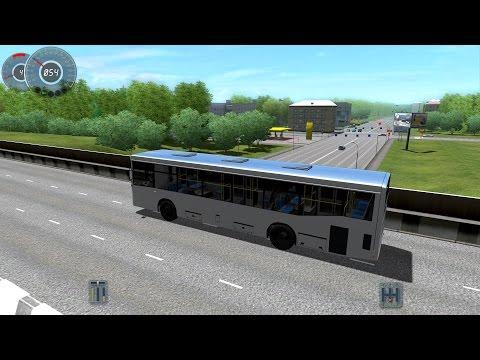 City Car Driving 1.3.3 NeFaZ 5299 Bus [1080P]