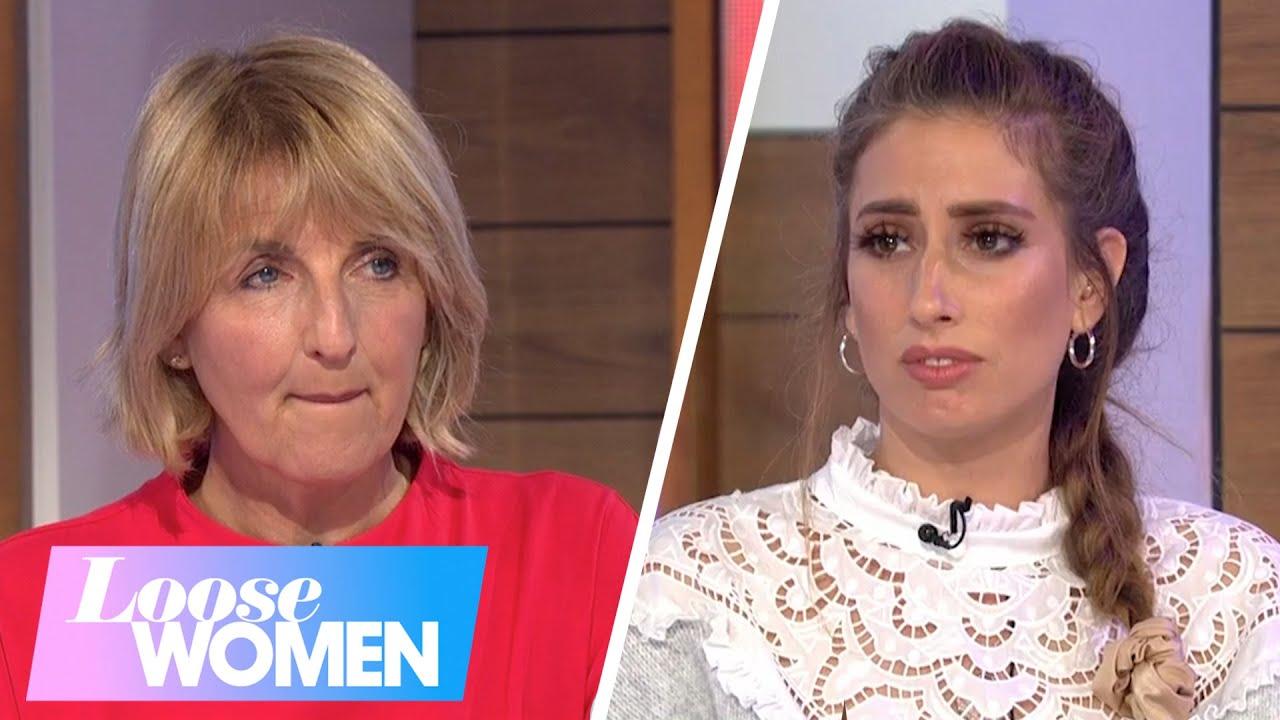 Stacey Recalls Single Motherhood & Kaye Remembers Her Mum During A Very Emotional Chat | Loose Women