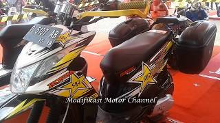 Download Video Kompilasi Modifikasi Matic Beat Trail Touring Style Kontes Terbaru MP3 3GP MP4