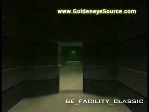 2 Official Trailers for Goldeneye Source
