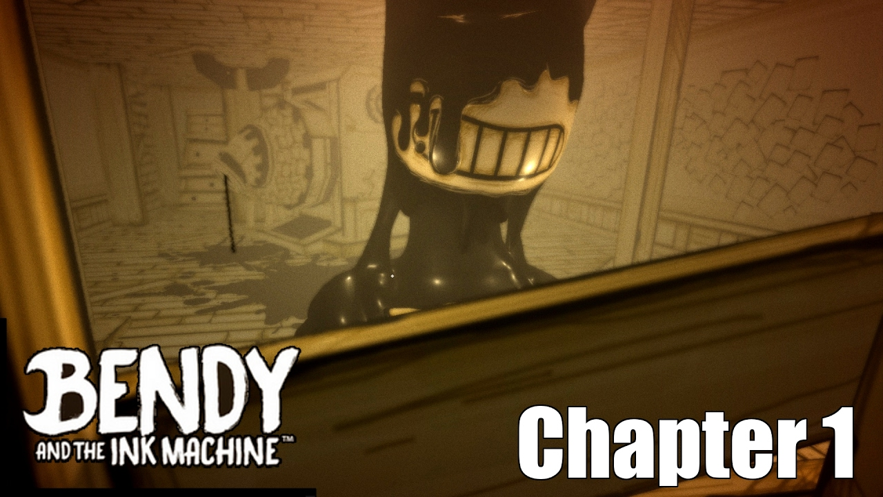 Bendy And The Ink Machine If Disney Went Bad Chapter 1