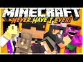 Minecraft NEVER HAVE I EVER 3