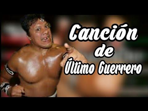 CMLL: We Will Rock You ▶ Último Guerrero (Canción)