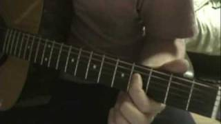 Acoustic guitar lesson for St. Andrews Fall (Blind Melon)