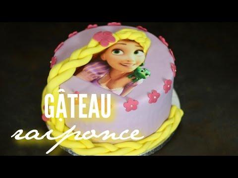 recette-gateau-raiponce-disney-cake-design- -rapunzel-cake