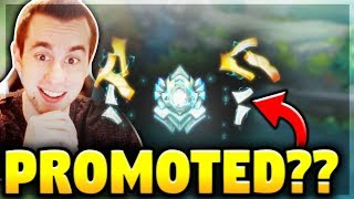 THIS WILL BE THE SEASON I DO IT | DIAMOND PROMOS - League of Legends