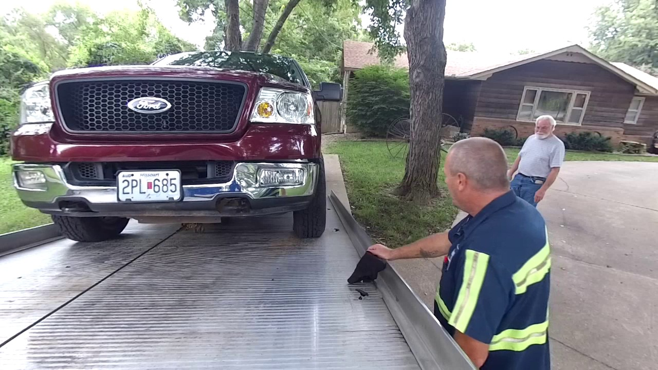 Ford F150 Had Electrical Problems