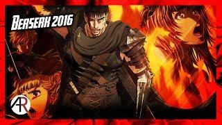 Anime Review Berserk 2016 is a F RANK?