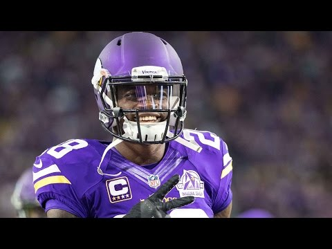 Boomer and Carton: Adrian Peterson eyeing Giants