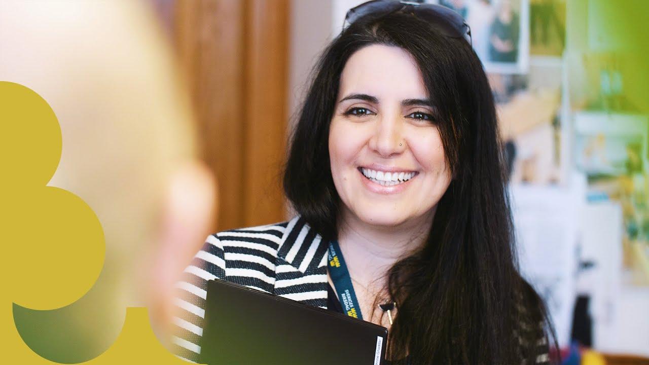 It-arkitekt Catherine Ghaddar
