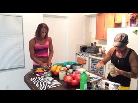 Cooking With The Cummings: Vegan-Style