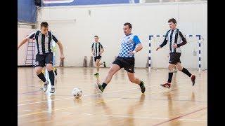 Подходят к концу турниры по мини футболу среди мужских команд