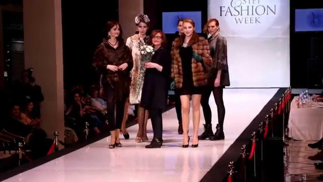 как одевают моделей на показе моды видео