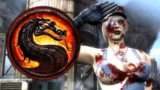 Mortal Kombat 9 -  Новые Герои и Фаталити!