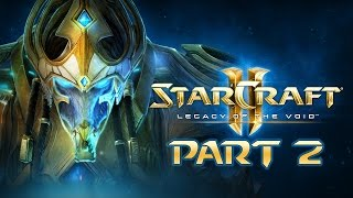 StarCraft 2: Legacy Of The Void - Let