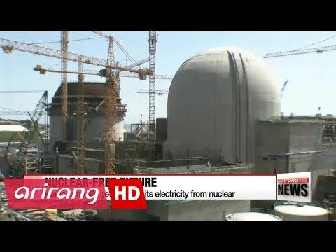 Vision of a nuclear energy-free Korea