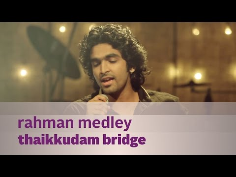 Rahman Medley by Thaikkudam Bridge - Music Mojo Kappa TV
