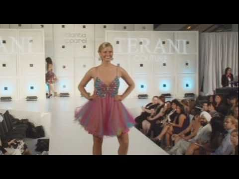 f51446f01468 Terani Couture Fashion Show Prom 2011 - YouTube
