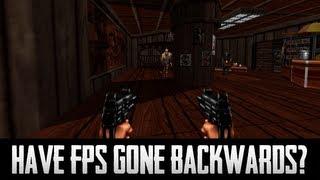 Have single-player FPS gone backwards?