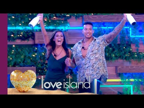 FIRST LOOK: Two New Hotties Surprise the Islanders & Jamilla Go on a Date | Love Island