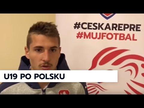 Kapitán U19 Michal Sadílek hodnotí utkání kvalifikace ME proti Polsku