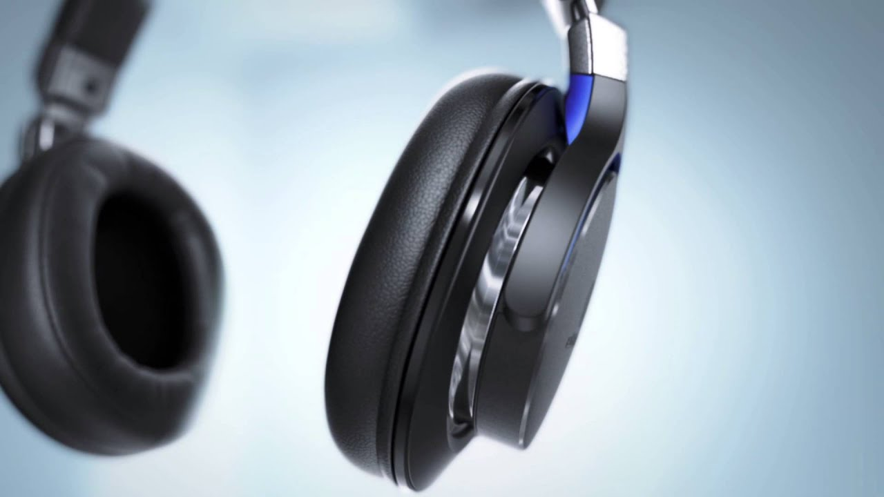 b2353ded038 ATH-MSR7 SonicPro® Over-Ear High-Resolution Audio Headphones - YouTube