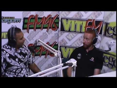 Fiji 7s Coach Ben Ryan Talk Back