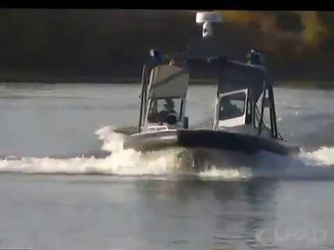 LRAD 300X Used by Sacramento PD Marine Patrol [145]