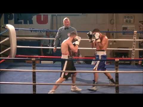 Combat boxe Demik vs Pichereau
