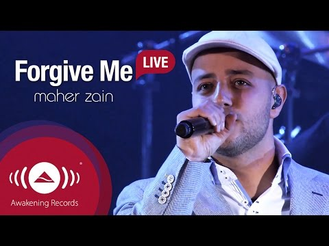 Maher Zain - Forgive Me | Awakening Live At The London Apollo