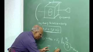 Mod-01 Lec-08 Examples Illustrating Theory of Rocket Propulsion and Introduction to Nozzles