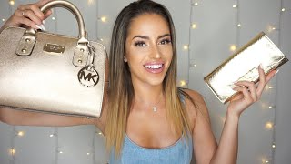UNBOXING MICHAEL KORS PURSE & …