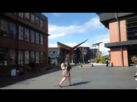 Victoria University Campus Walkthrough