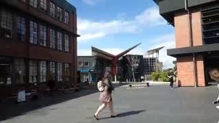 Victoria university campus walkthrough