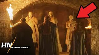 "Game of Thrones Season 8 ""Crypts of Winterfell"" Trailer BREAKDOWN & Things You Missed"