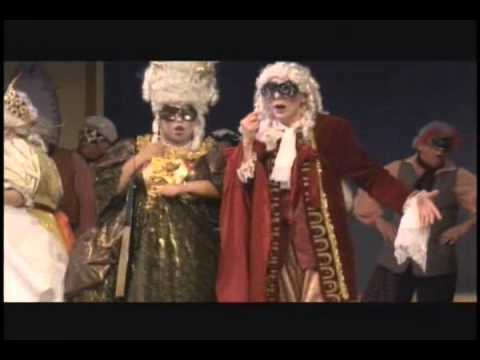 The Gondoliers - Act 2 Finale