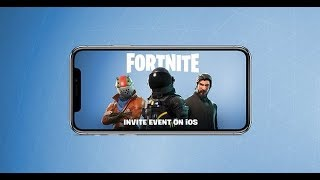 How to download Fortnite on App Store!