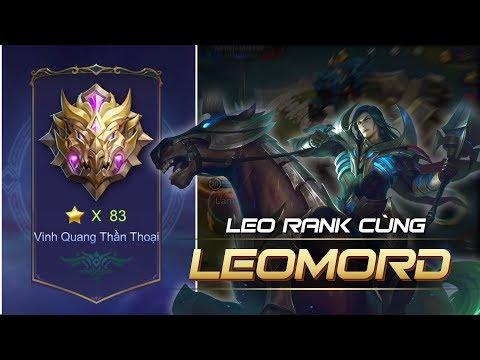 Mobile Legends: Top 5 Leomord Việt Nam quẩy rank   Mobile Legends Bang Bang thumbnail